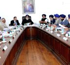 Chandigarh: Punjab cabinet meeting