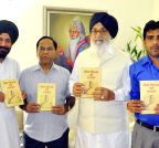 Chandigarh: Book launch - `Dil Dimaag Di Vaarta`
