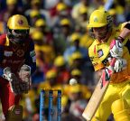 Chennai: IPL 2015 - Chennai Super Kings  vs Royal Challengers Bangalore (Batch - 2)