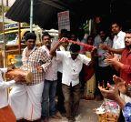 Chennai:  Christians convert to Hinduism in Chennai