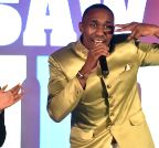 Chennai: Dwayne Bravo at the launch of his audio track