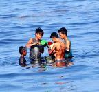 INDONESIA-CILACAP-CRUDE OIL SPILL