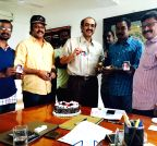 Hyderabad: D Suresh Babu Birthday Celebrations