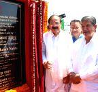Dehradun: Venkaiah Naidu lays foundation stone of HUDCO building