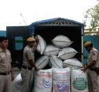 Delhi Police recovered 400kg of contraband Ganja