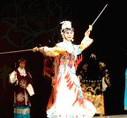 U.S.-DETROIT-CHINA-PEKING OPERA