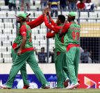 Dhaka (Bangladesh): 1st T20 - Bangladesh vs South Africa (Batch-1)