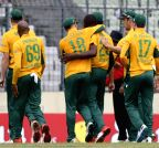 Dhaka (Bangladesh): 1st T20 - Bangladesh vs South Africa (Batch-2)