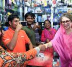Dhaka: Khaleda Zia campaigns