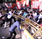 BANGLADESH-DHAKA-GAS-ELECTRICITY-PRICE HIKE-PROTEST