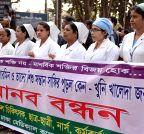 BANGLADESH-DHAKA-PROTEST