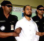 BANGLADESH-DHAKA-MURDER-ARREST