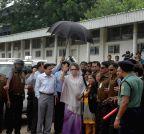 BANGLADESH-DHAKA-CRIME-FORMER-PM-KHALEDA ZIA