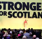 BRITAIN-EDINBURGH-SNP-GENERAL MANIFESTO