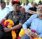 Ex-servicemen`s hunger strike