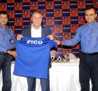 Zico`s press conference