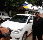 Churchill Alemao appears before Goa Crime Branch