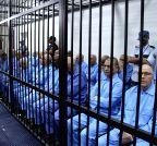 LIBYA-SAIF GADDAFI-DEATH SENTENCE