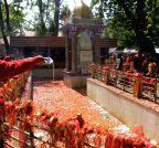 Ganderbal: Annual Kheer Bhawani festival