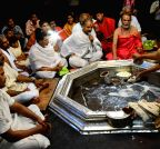 Gaya: Yagna to pray for the victims of the Nepal earthquake