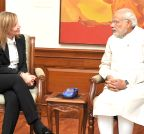 GM CEO calls on Modi