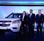 Chevrolet Trailblazer launched