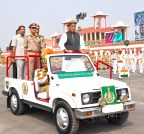 Greater Noida: Raising Day Parade of ITBP