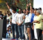 Gurgaon: Ayushmann Khurrana during a programme