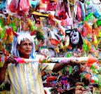 Guwahati: Holi preparation