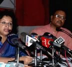 Guwahati: Shobha Oza`s press conference