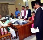 Guwahati: UBPO delegation calls on Assam CM