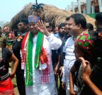 Guwahati: Celebration of four year of Congress government in Assam