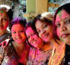 Guwahati: Holi celebrations