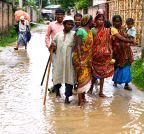 Guwahati: Flooded streets