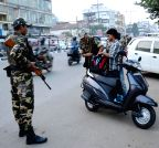 Guwahati: Security beefed-up in Guwahati