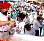 Guwahati: Martyrdom day of Sikh Guru Arjan Dev