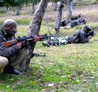 Handwara: Encounter in Wadarbala forest