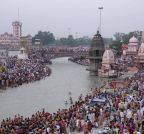 Haridwar: Ganga Dussehra