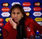 Ricardo Gareca - press conference
