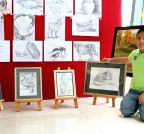 Ho Chi Minh city  (Vietnam): Charity art exhibition