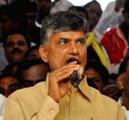 Hyderabad: Andhra CM celebrates Christmas