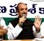 Hyderabad: Congress press conference
