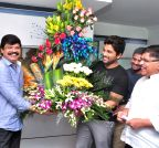 Hyderabad: Boyapati Srinu birthday celebration