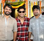 Hyderabad: Opening of film Subramanyam