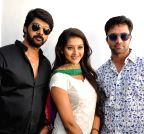 Hyderabad: Stills of film Bham Bolenath Trailer release function