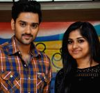 Hyderabad: Stills of film Chakkiligintha aduio success press meet