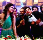 Hyderabad: Stills of film S/o Satyamurthy
