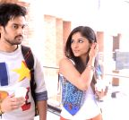 Hyderabad: Stills of telugu film Chakkiligintha