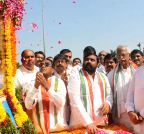 Hyderabad: Martyrdom day of Indira Gandhi