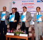 Hyderabad: Harsh Vardhan  during a workshop organised on `Indian Tsunami Early Warning System`